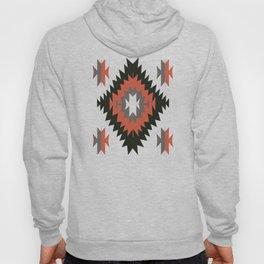 Native American Indian Tribal Geometric Pattern Hoody