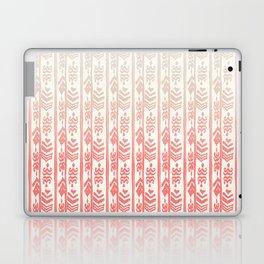 Indonesian batik coral Laptop & iPad Skin