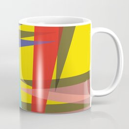 Ambient 19 yellow Coffee Mug