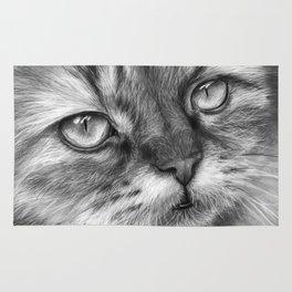 Cat Drawing Rug