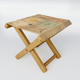Rooms Folding Stool