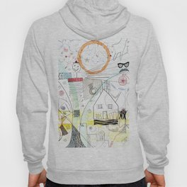 A Family Collaboration - 'No Place Like Home' Hoody