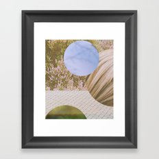 Urge Framed Art Print