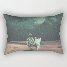Moonlight Empire Rectangular Pillow