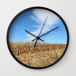 Cycloud Wall Clock