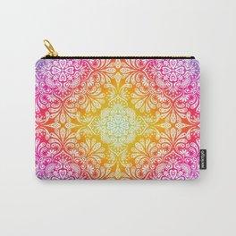 Pastel Boho Mandala Carry-All Pouch