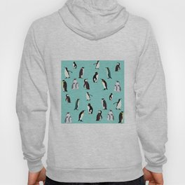 Penguin Pattern3 Hoody