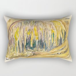 Carlsbad Cavern National Park Rectangular Pillow