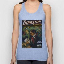 Thurston The Great Magician - Spirits Unisex Tank Top