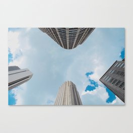 Sky Limit Canvas Print