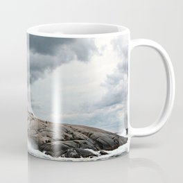 Peggy's Cove Light House -- Nova Scotia Coffee Mug