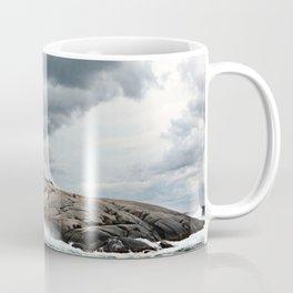 Peggy's Cove Light House -- Nova Scotia Coffee Mug
