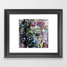 4 langsam 7 Framed Art Print