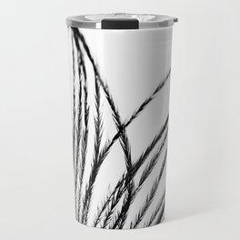 Plume- A Feather Study 1 Travel Mug
