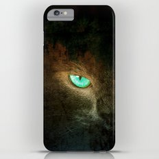 Green Eye - for iphone Slim Case iPhone 6 Plus