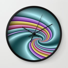 3D for duffle bags and more -30- Wall Clock