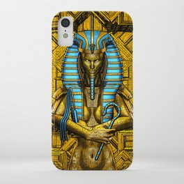 Sacred Queen iPhone Case
