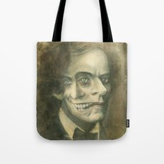 Jekyll and Hyde Tote Bag