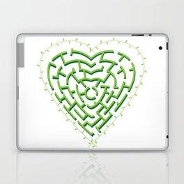 Lost in the Love Maze Laptop & iPad Skin