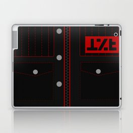 Jet Star Outfit Laptop & iPad Skin