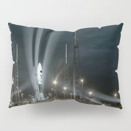 Why Do Rockets Launch At Night Pillow Sham