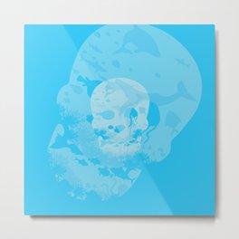 Save the Oceans Metal Print