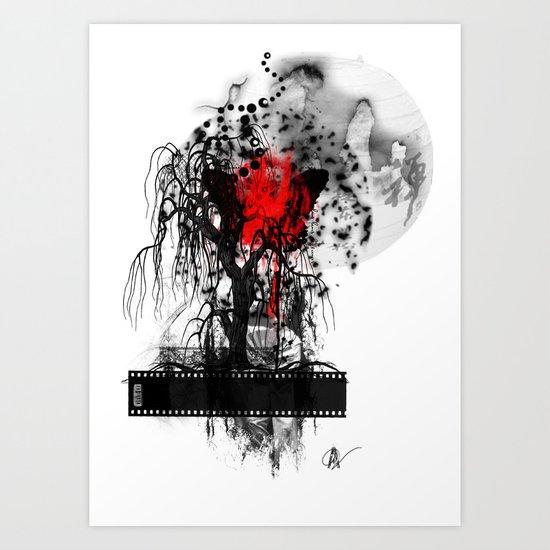 Japan Art Print