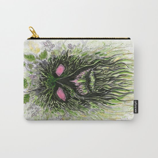 Alone Out There Carry-All Pouch