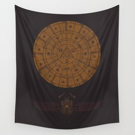 Sacred Sun Wall Tapestry