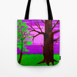 Young and old ... Tote Bag