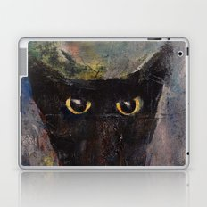 Ninja Cat Laptop & iPad Skin