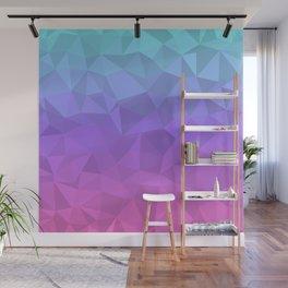 Jewel Tones - Flipped Wall Mural