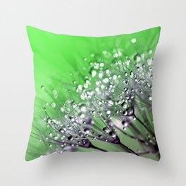 Dandelion_2015_0716 Throw Pillow
