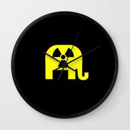 Toxic - Republican Party Wall Clock