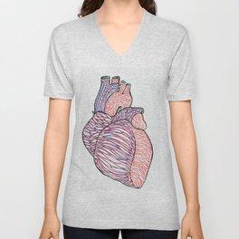 Cardiac Unisex V-Neck