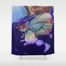 Gumdrop Shower Curtain