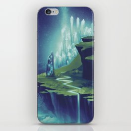 Creativity Island iPhone Skin