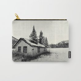 Trees on the roof Carry-All Pouch