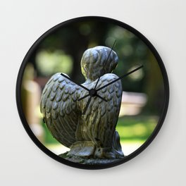 Help an Angel Wall Clock