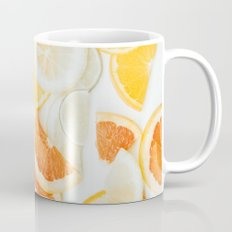 citrus fresh orange twist Mug