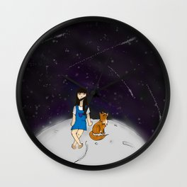 Star Show Wall Clock