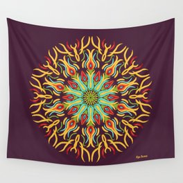 Flama Wall Tapestry