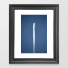 Let's Travel Framed Art Print