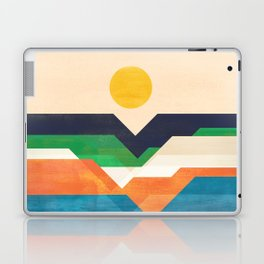 Tale from the shore Laptop & iPad Skin