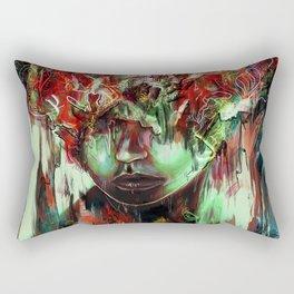 Chaotic Mind Rectangular Pillow