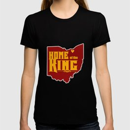 Home of the King (Yellow) T-shirt