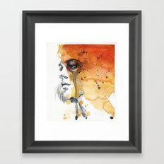 small piece 22 Framed Art Print
