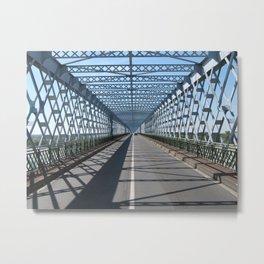 Pont Eiffel Metal Print