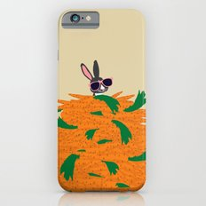Cool bunny iPhone 6s Slim Case
