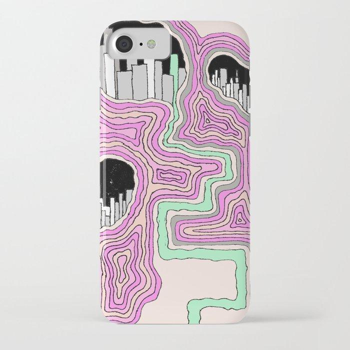 Strange Vision iPhone Case